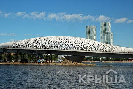 Новости: Новый мост станет достопримечательностью Астаны