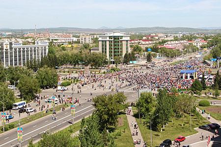 Новости: Усть-Каменогорск иСемей превратят в«города длялюдей»