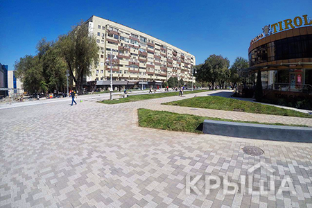 Новости: Более 6 млрд тенге ушло на благоустройство Алматы
