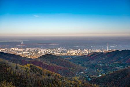 Новости: ВРКприняли новую градацию загрязнения воздуха