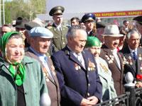 Новости: Ветераны ВОВ получают квартиры