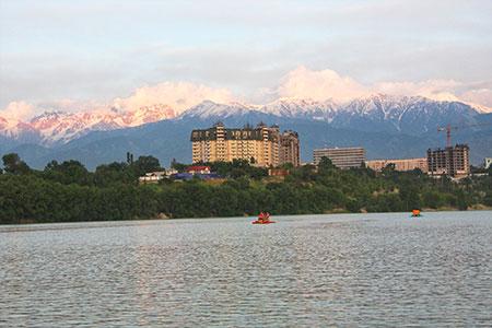 Новости: Где разрешено купаться алматинцам?