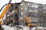 Новости: Пострадавшим отобрушения дома вШахане купят квартиры