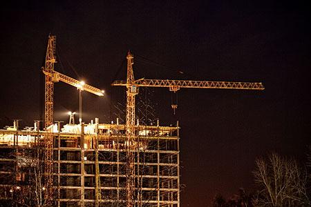 Новости: Исекешев запретил строителям работать вночное время