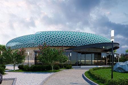 Новости: Как будет выглядеть новый амфитеатр вТуркестане
