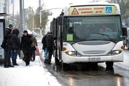 Новости: Астана: на популярных маршрутах увеличится число автобусов