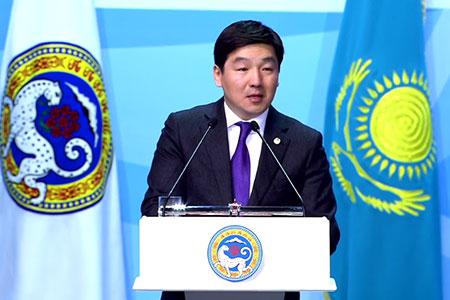 Новости: Аким обоблике Алматы: Мывсё превращаем вбазар