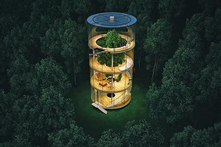 Новости: Топ-5 нереализованных архитектурных проектов
