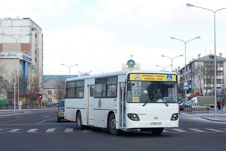 Новости: В Астане подкорректировали маршруты автобусов