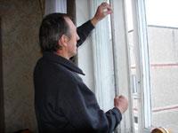 Статьи: Утепляем окна и двери