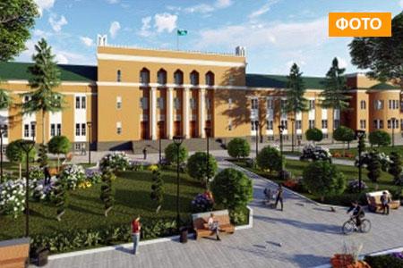 Новости: Опубликован проект реконструкциипр. Абая вАлматы