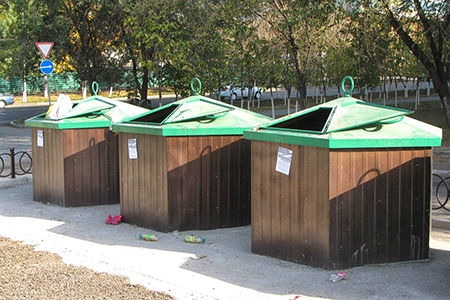 Новости: ВАлматы цена завывоз мусора выросла более чемна60%