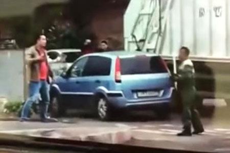 Новости: ВАлматы задержаны нападавшие накоммунальщиков