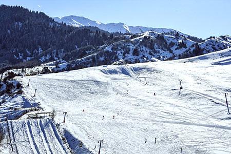 Новости: НаШымбулаке, Бутаковке идругих курортах увеличат лыжныетрассы