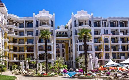 Harmony Suites SPA&Wellness Club  Monte Carlo