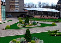 Новости: Продолжится благоустройство алматинских дворов