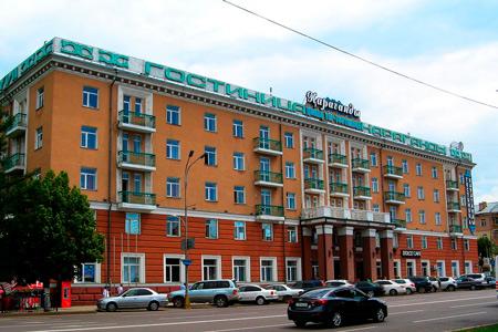Новости: ВКараганде продают знаковую гостиницу за2.8 млрд тенге