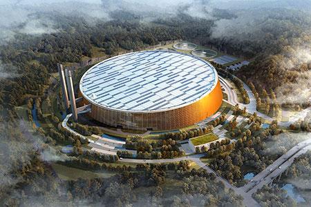 Новости: Крупнейшую вмире электростанцию попереработке отходов построят вКитае