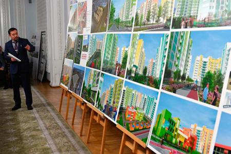 Новости: Градсовет Алматы утвердил проекты новых ЖК, школ и детсадов