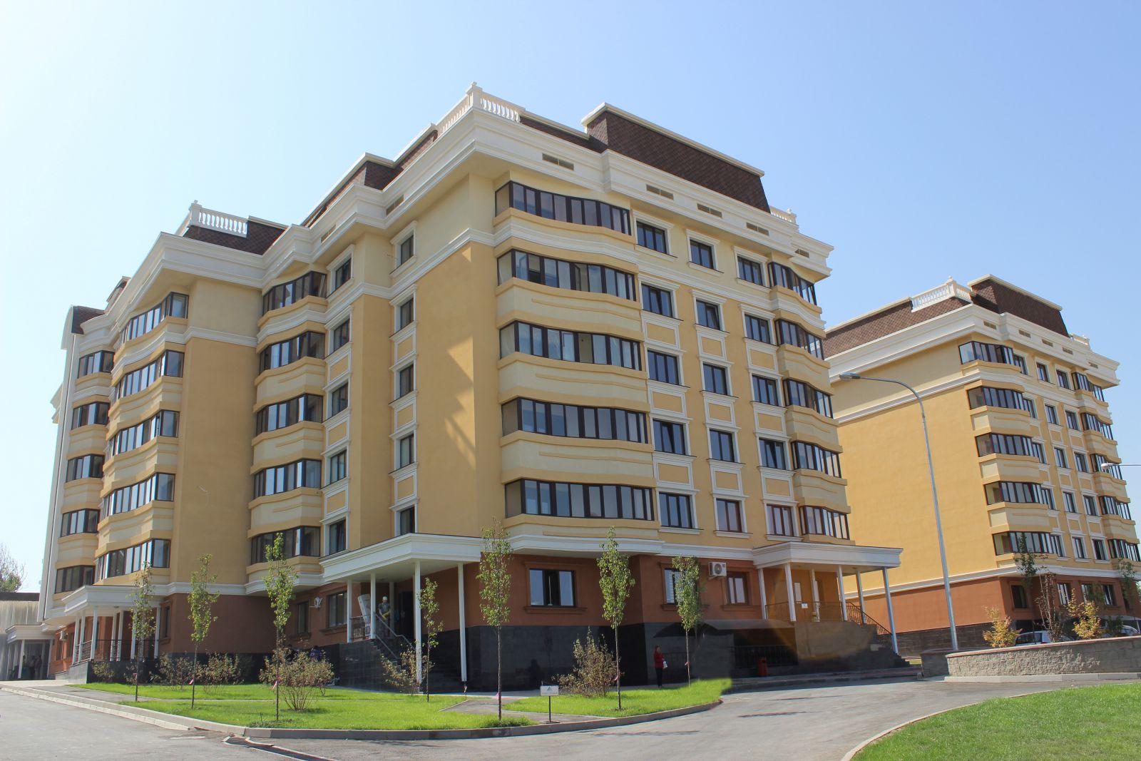 Статьи: Пять причин купить квартиру в ЖК «Коркем Тау»