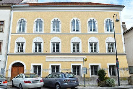 Новости: В Австрии могут снести дом Гитлера