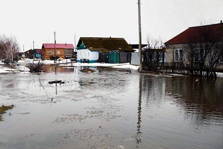 Новости: Куда звонить при подтоплениях вАстане