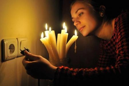 Новости: Сотни домов в Алматы останутся без света