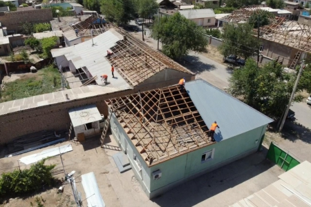 Новости: Когда восстановят дома вАрыси