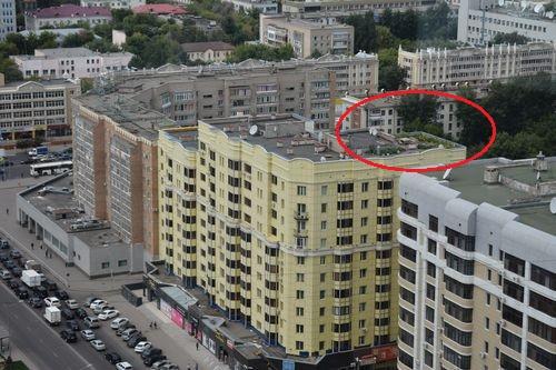 Новости: Огород на крыше