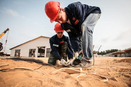 Новости: К строительству важных объектов привлекут сельчан