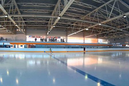 Новости: В Алматы появится ещё одна ледовая арена