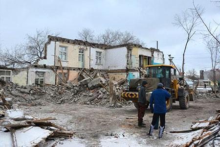 Новости: В Астане до конца года снесут 228 домов