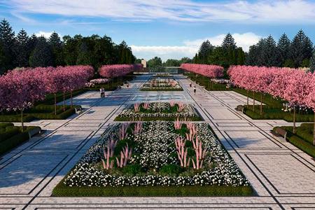 Новости: Какие работы поблагоустройству проведут вБотаническом саду Алматы