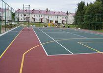 Новости: В селах Павлодарской области строят спортплощадки