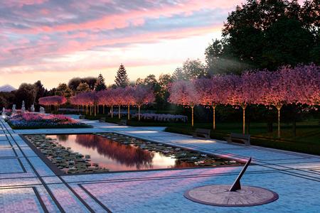 Новости: ВАлматы обсудят реконструкцию Ботанического сада