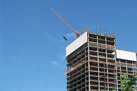 Новости: Сначала года вРК построено почти 32тысячи квартир