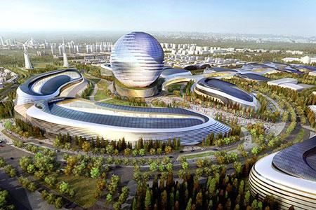 Новости: Алматинцам покажут открытие EXPO наплощадиим.Абая