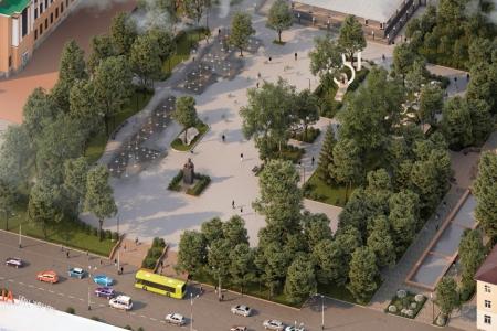 Новости: ВАлматы выберут проект реконструкции улицы Байсеитовой