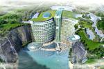 Новости: Подземный 80-метровый отель возведут в Китае