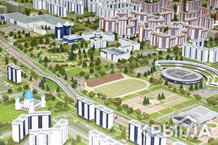 Новости: ВНаурызбайском районе Алматы доконца года сдадут 7многоэтажек
