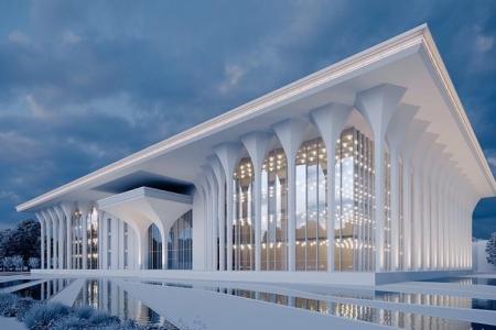 Новости: Как будет выглядеть центр «Абай әлемі» вНур-Султане
