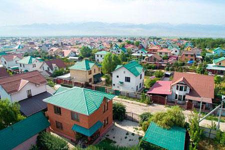 Статьи: Посёлок Жана Куат получил новые перспективы развития