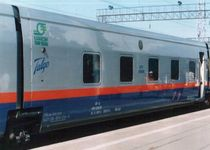 Новости: По маршруту Астана-Семей начал курсировать скоростной поезд