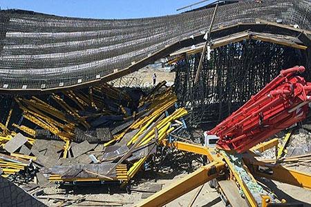 Новости: Почему упал мост в Алматы?