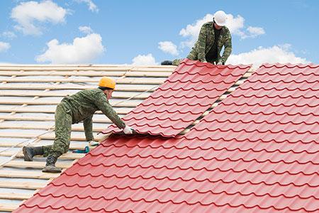 Статьи: Строим дом: выбираем материал длякровли