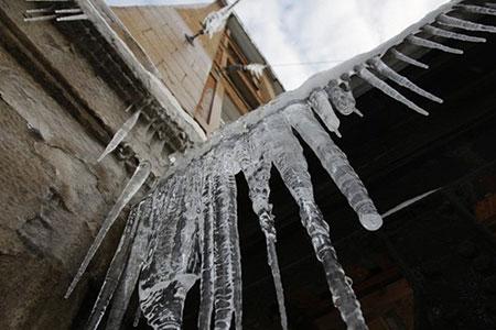 Новости: ВАстане усилили контроль зауборкой снега исосулек
