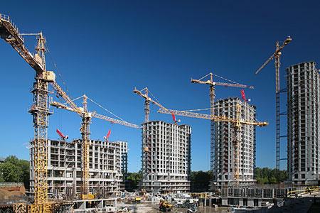 Новости: Строительный бум отмечается в Казахстане