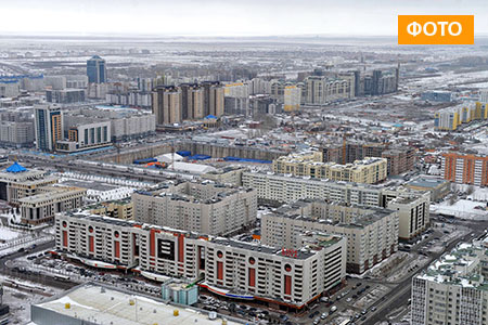 Новости: Стали известны границы нового района Астаны