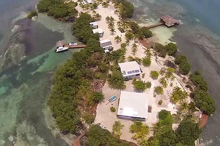Новости: На eBay продаётся остров в Карибском море