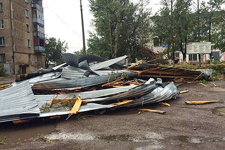 Новости: ВДЧС рассказали, что делать вовремя шторма